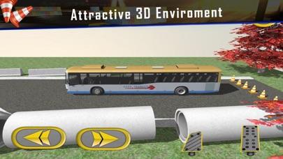 Skill Bus Parking Advance screenshot two