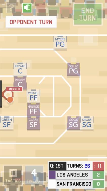 Supertactix Basketball screenshot-0