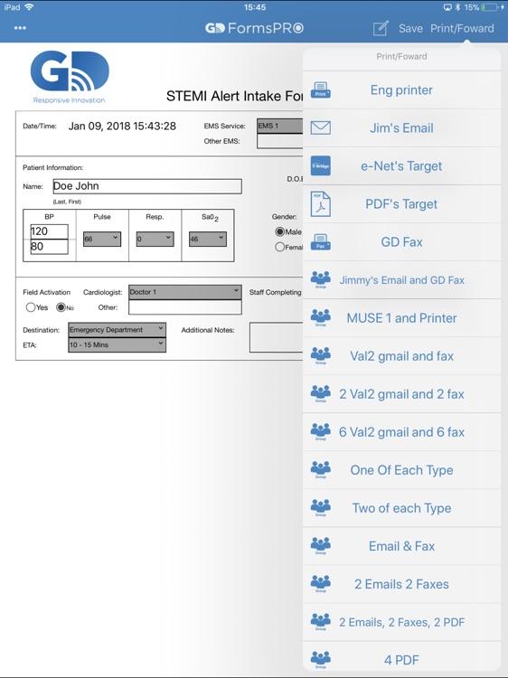 FormsPRO screenshot-3