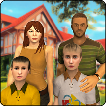 虚拟家庭:妈妈的梦想之家
