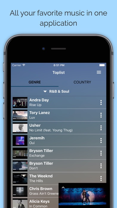 Music Tube | Best playlists for Windows
