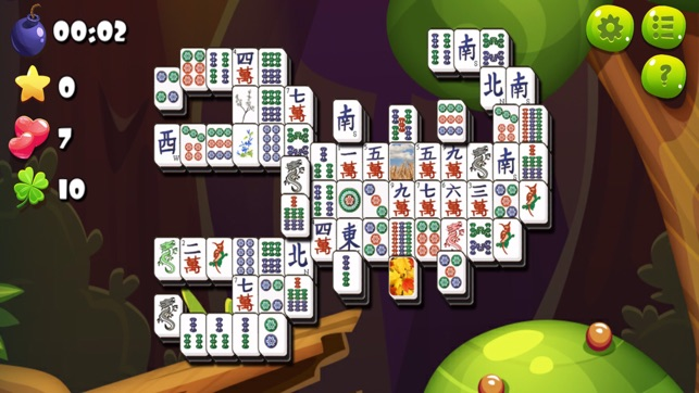 Mahjong Solitaire Titan World Epic on the App Store