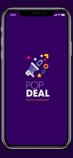 PopDeal App on the App Store