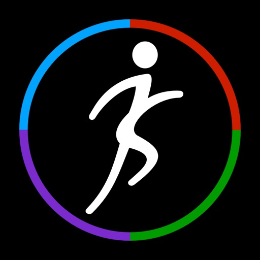 jS Running - Walking Tracker and Step Counter