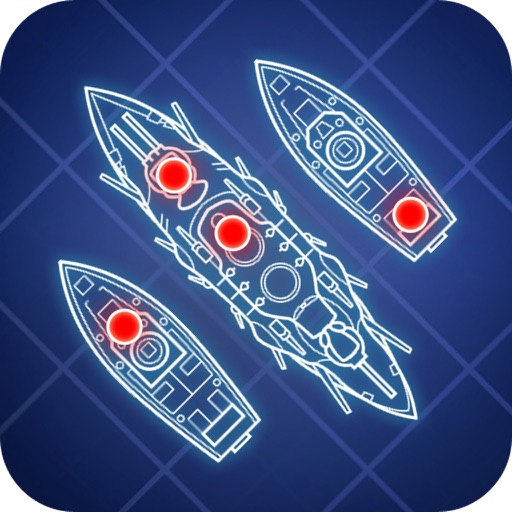 Fleet Battle: Warship Sea Game