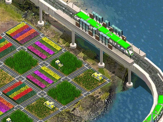 Monorail Island™ screenshot 7