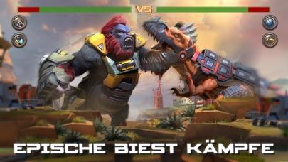 Screenshot 5 Dino War: Survival