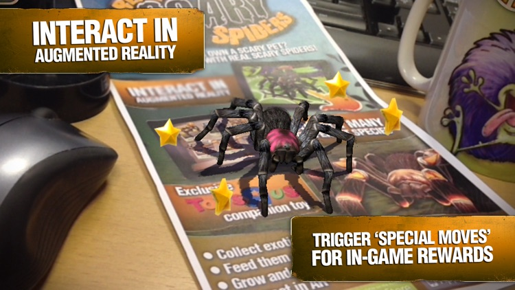 Real Scary Spiders screenshot-4