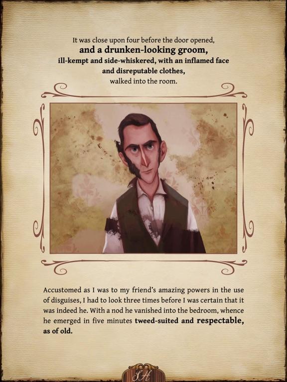 iClassics: Sherlock Holmes screenshot 8