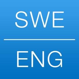 Dictionary Swedish English