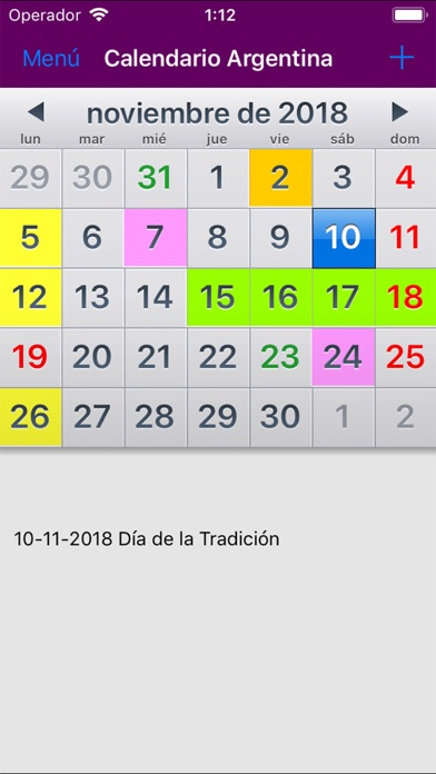 Calendario Per Pc.App Calendario 2019 Ikbenalles