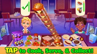 Download Cooking Craze- Restaurant Game for Pc