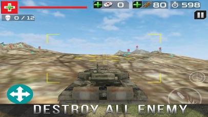 Tank Gunner Shoot 3D screenshot 1