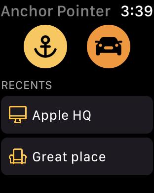 Screenshot #6 for Anchor Pointer Navigator