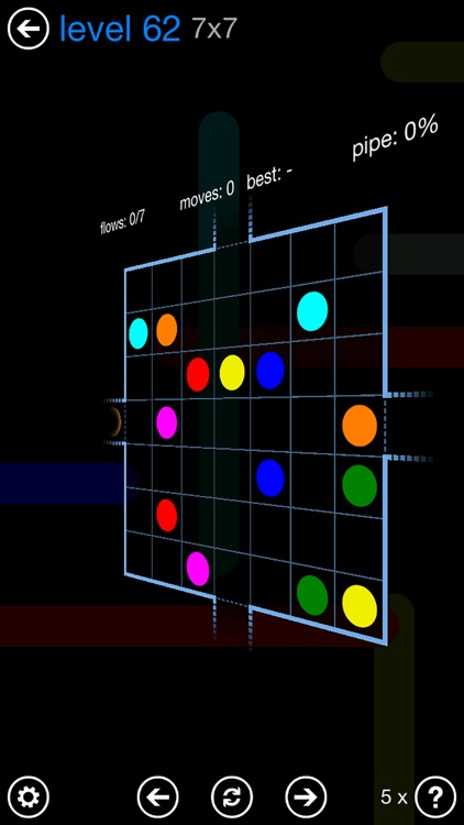 Flow Free: Warps screenshot-4