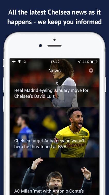 The Chels -Chelsea Podcast App screenshot-3