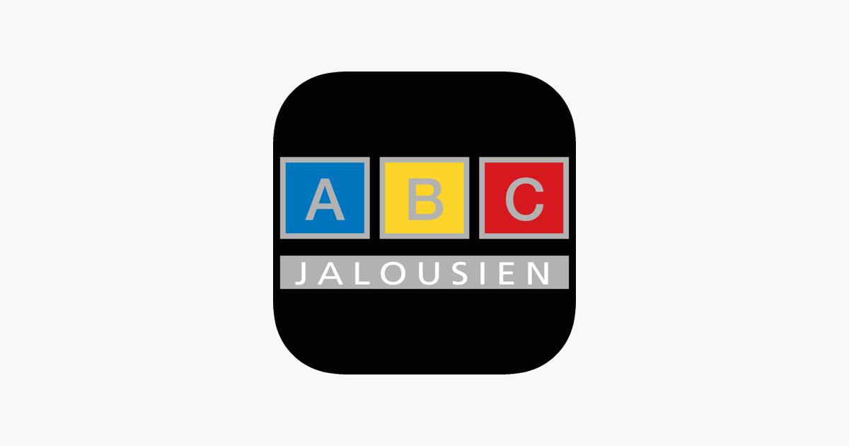 Abc Jalousien.Abc Jalousien Im App Store