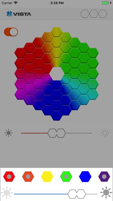 Vista RGB screenshot three