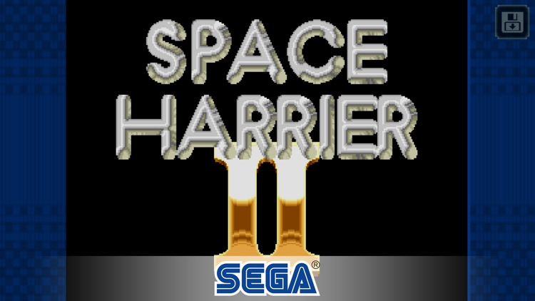 Space Harrier II ™ Classic