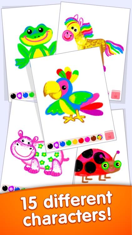 Drawing Games for Kids Toddler screenshot-4