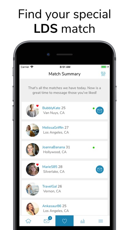 LDS Singles - Dating App screenshot-3