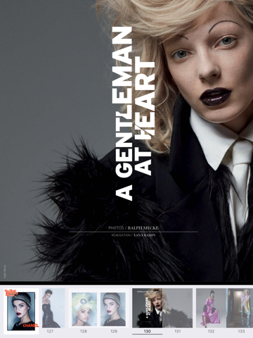 French magazine Paris - náhled