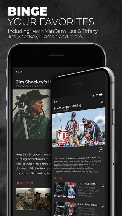 MyOutdoorTV: Hunt, Fish, Shoot