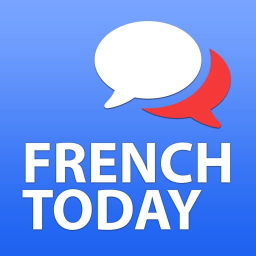 French Today Audiobook Player iOS App