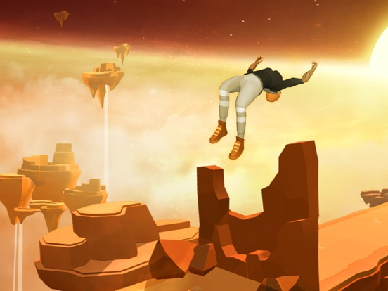 Screenshot #2 for Sky Dancer: Free Falling