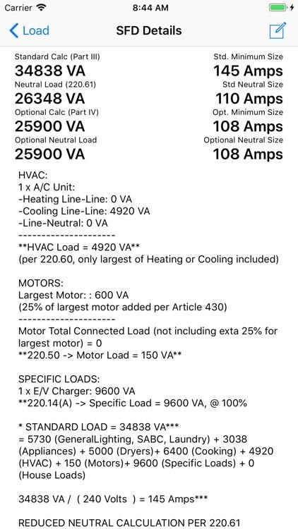 Electrical Wiring Pro 2017 screenshot-9