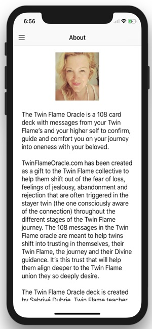 Twin Flame Oracle on the App Store