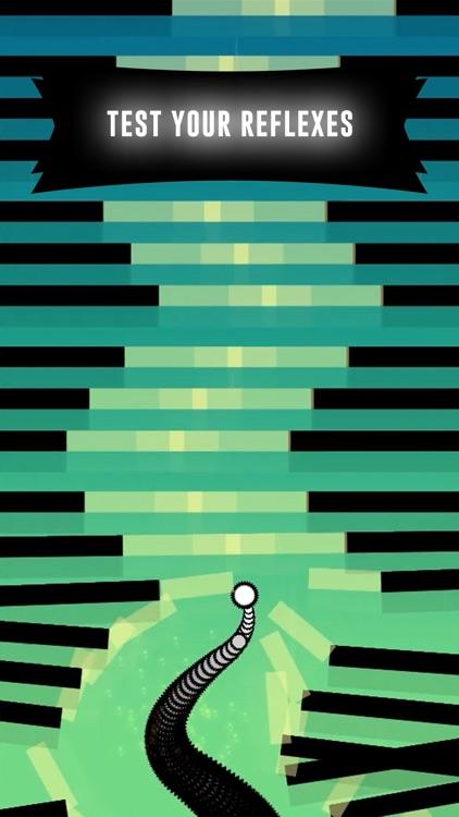 Snake Vs Block - Classic Break screenshot-3