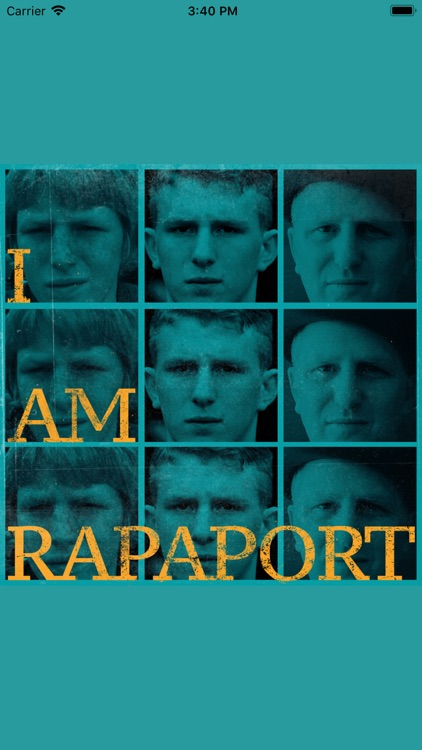 I AM RAPAPORT screenshot-0