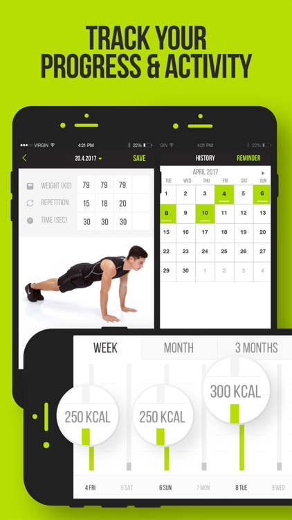 VGFIT Workout screenshot-4