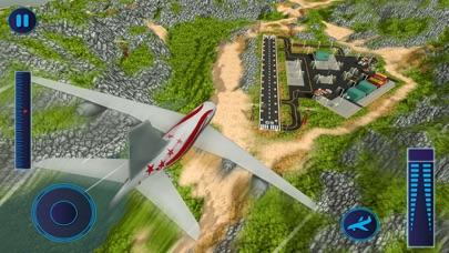 飛行機のフライトシミュレーター:パイロットゲーム3Dのおすすめ画像1