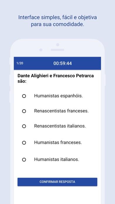 Certificação ANEPS screenshot 3