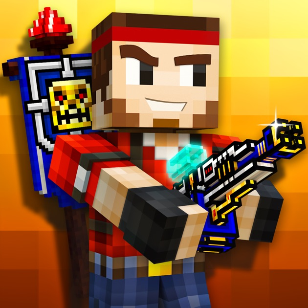 how to play pixel gun world on mac 2018