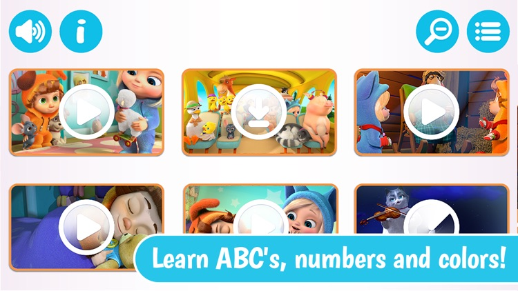 Nursery Rhymes by Dave & Ava screenshot-3