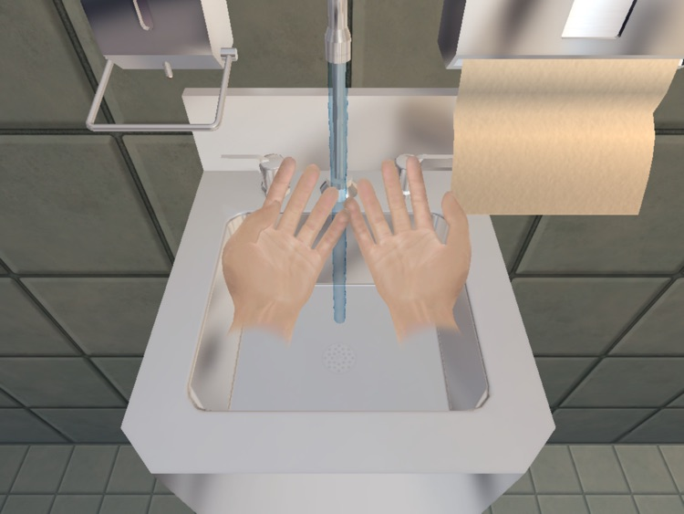 Handwashing Simulator