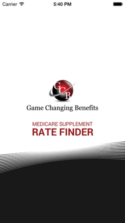 GCB MS Rate Finder