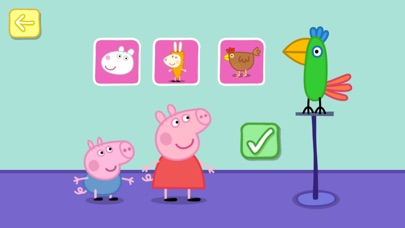 Peppa Pig: Polly Parrot screenshot 1