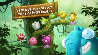 Rayman Adventures screenshot three