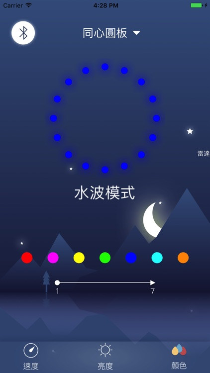 HT RGB LED
