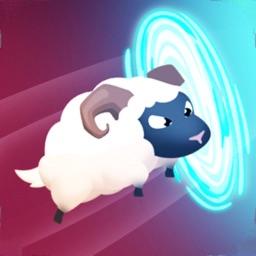 Sky pilot sheep: portal target