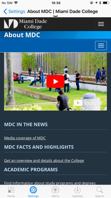 Miami Dade College - My MDC screenshot-4