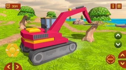 Jungle Hut Building & Crafting screenshot 1