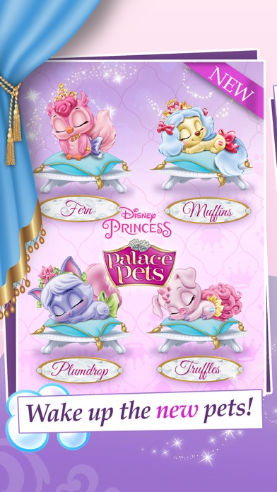 Disney Princess Palace Pets for Windows