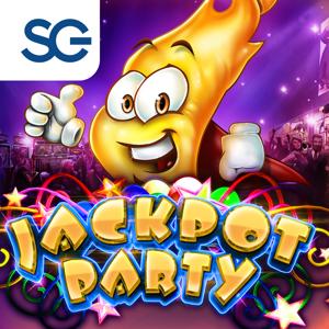 Slots: Jackpot Party Casino ios app