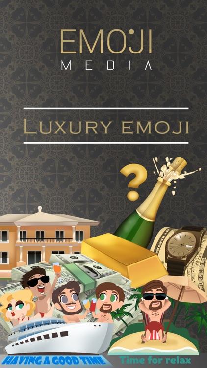 Luxury Lifestyle Stickers