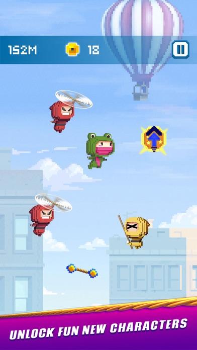 Ninja UP screenshot 8